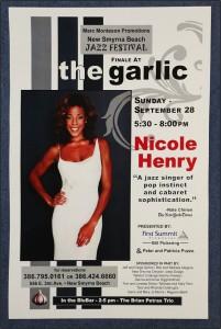 Nicile Henry Poster  $ 3