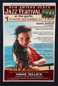 Annie Sellick Poster  $ 3